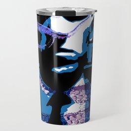H. P. Lovecraft Poster Travel Mug