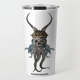 Octopus King Travel Mug