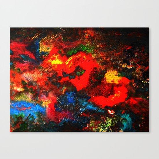 Bold colors  Canvas Print