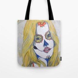 """""""Guera"""" or """"Blondie"""" Tote Bag"""