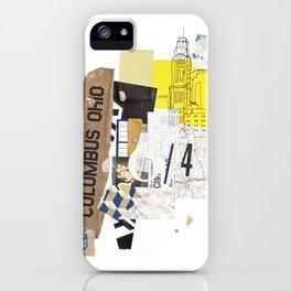 Columbus iPhone Case