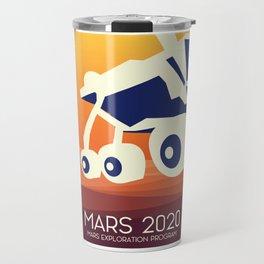 Mars 2020 Rover Travel Mug