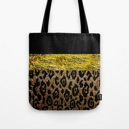 Animal Print Magnitism #6 Tote Bag