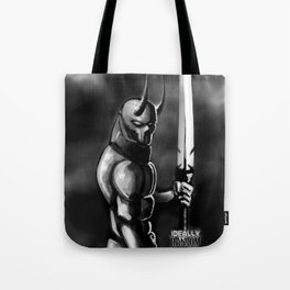 The Devel Blood Tote Bag