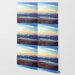 Lake Tekapo New Zealand-Fall Wallpaper