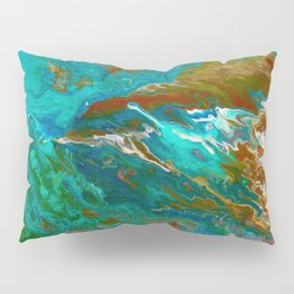 Earth by Noora Elkoussy Pillow Sham