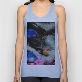 space, the final frontier Unisex Tank Top