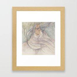 Fox [[ 4 ]] Framed Art Print