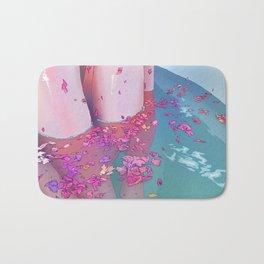 Flower Bath 4 Bath Mat
