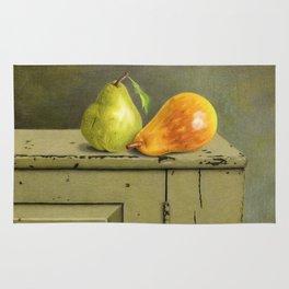 Pair Of Pears Rug