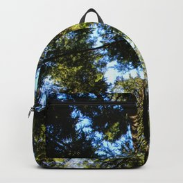 tree up shot Backpack