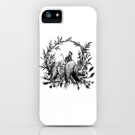 Monkey & Bear iPhone Case