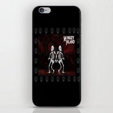 MONKEY ISLAND iPhone & iPod Skin