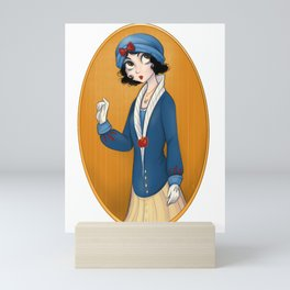 20s Fashun A Mini Art Print