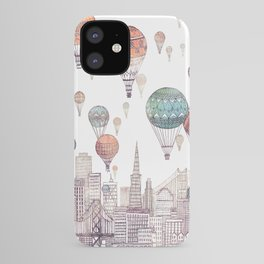 Voyages Over San Francisco ~ Refresh iPhone Case