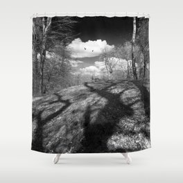 Carrion Shower Curtain