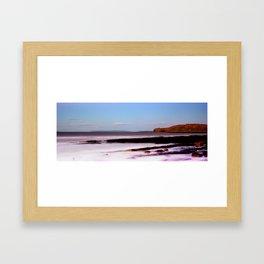 kilve Framed Art Print