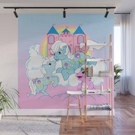 g1 my little pony Night Glider Wall Mural