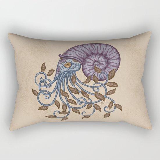Nautilus Rectangular Pillow