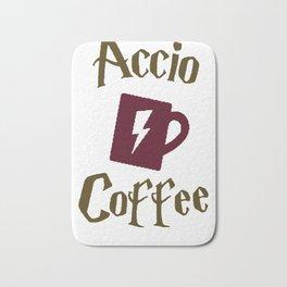 ACCIO COFFEE T-SHIRT Bath Mat