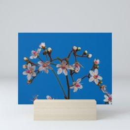 London Pride Flowers Mini Art Print