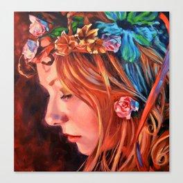 A Sara Fairy Canvas Print