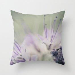 Bienenfreund Throw Pillow
