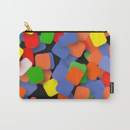 wild color pieces Carry-All Pouch