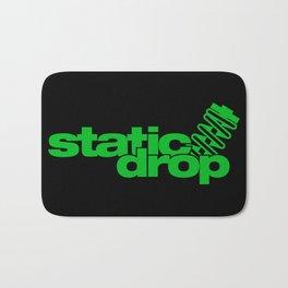Static drop v5 HQvector Bath Mat