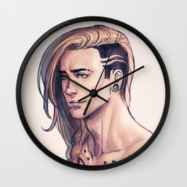 Emanuel Wall Clock