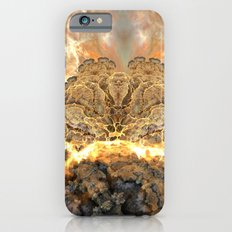 Coral Above the Sun iPhone 6s Slim Case