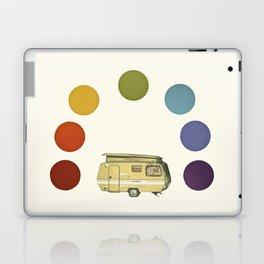 We Camped Beneath a Rainbow Laptop & iPad Skin