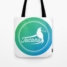 Tucano Style (Trippy Color) Tote Bag
