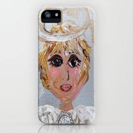Angel Daniel iPhone Case