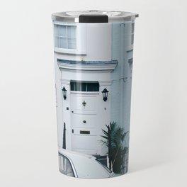 Notting Hill Door Fronts Travel Mug