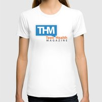 health T-shirts featuring Teen Health Magazine by TeenHealthMagazine