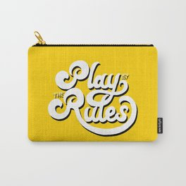 Play by the rules Carry-All Pouch