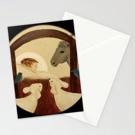 Nativity 2016 - Original Painting Stationery Cards