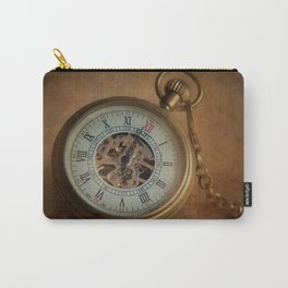 Time, time, time Carry-All Pouch