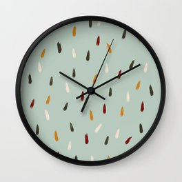 Inkanyamba Wall Clock