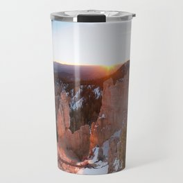 Bryce Canyon Sunrise Travel Mug