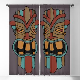 Tiki 1 Blackout Curtain