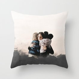 We'll Be Fine Throw Pillow