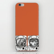 Searching for human empathy iPhone & iPod Skin