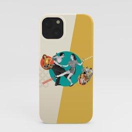 Tempi moderni / Modern times iPhone Case