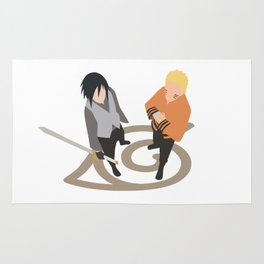 Shinobi Heroes Rug
