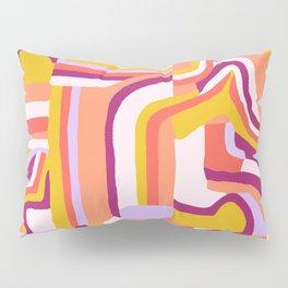 LOLA, Geo Abstract Pillow Sham