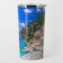 Amalfi Coast Italy Travel Mug