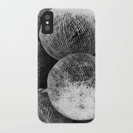 Negative Light No.1 iPhone Case