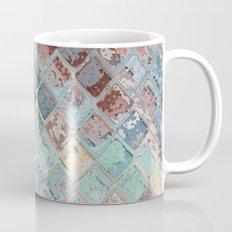Colorful Abstract Tiles Coffee Mug